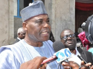 Zoning unimportant when you are in opposition – Dokpesi tells PDP